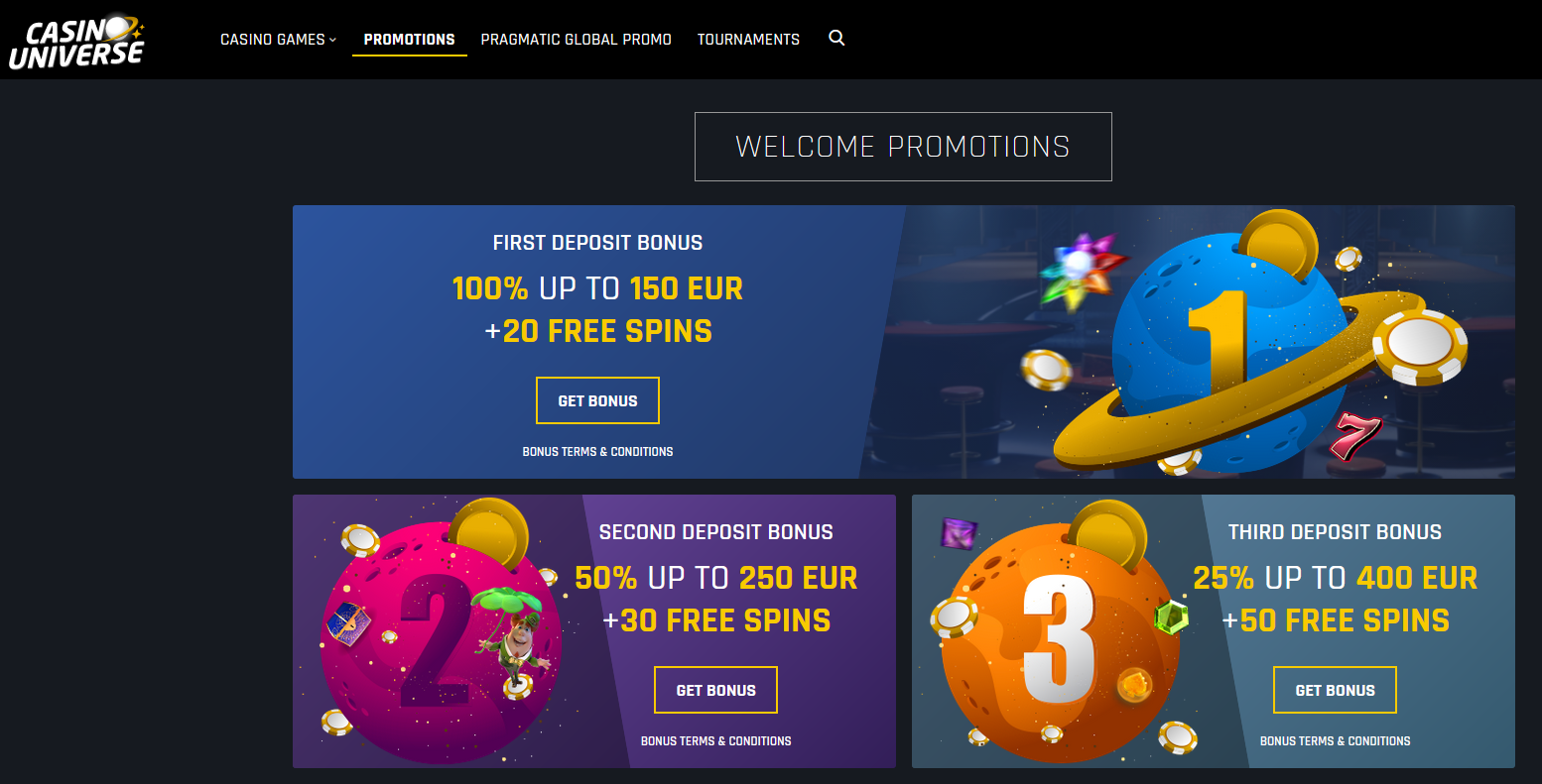 casinouniverse_promotions